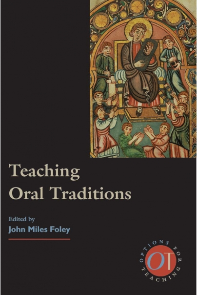 Teaching Oral Traditions Cover