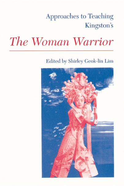 Approaches to Teaching Kingston's The Woman Warrior Cover