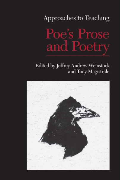 Approaches to Teaching Poe's Prose and Poetry Cover