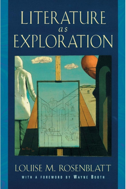 Literature as Exploration (5th edition) Cover