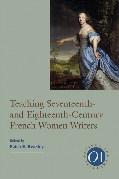 Teaching Seventeenth- and Eighteenth-Century French Women Writers Cover
