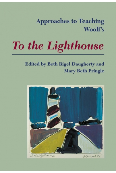 Approaches to Teaching Woolf's To the Lighthouse Cover