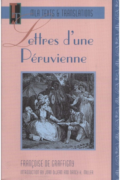 Lettres d'une Pruvienne Cover