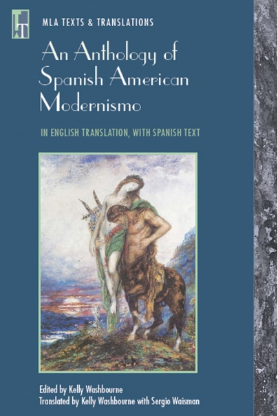 An Anthology of Spanish American Modernismo Cover