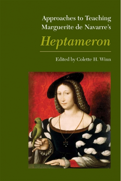 Approaches to Teaching Marguerite de Navarre's Heptameron Cover