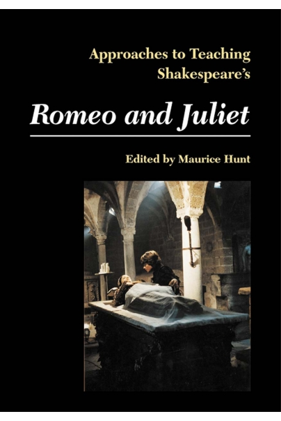 Approaches to Teaching Shakespeare's Romeo and Juliet Cover