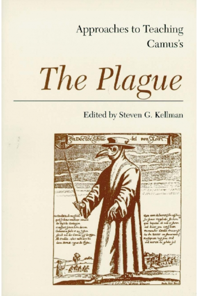 Approaches to Teaching Camus's The Plague Cover