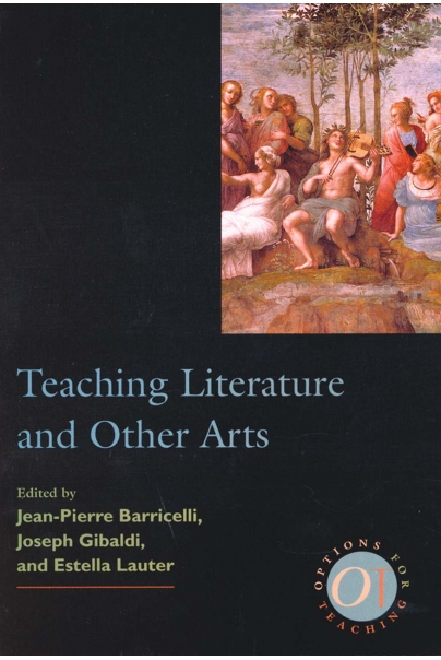 Teaching Literature and Other Arts Cover