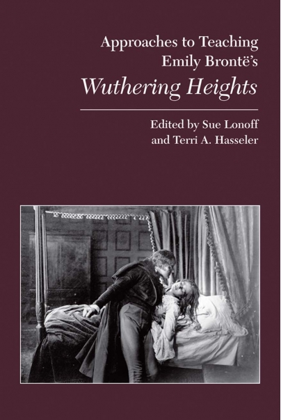 Approaches to Teaching Emily Bront's Wuthering Heights Cover