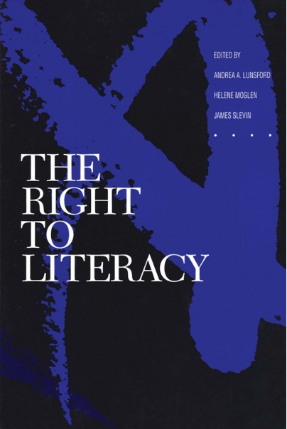 The Right to Literacy Cover