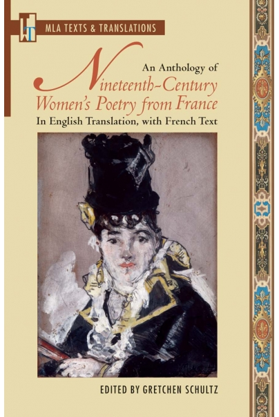 An Anthology of Nineteenth-Century Women's Poetry from France Cover
