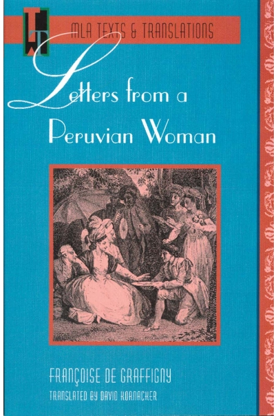 Letters from a Peruvian Woman Cover