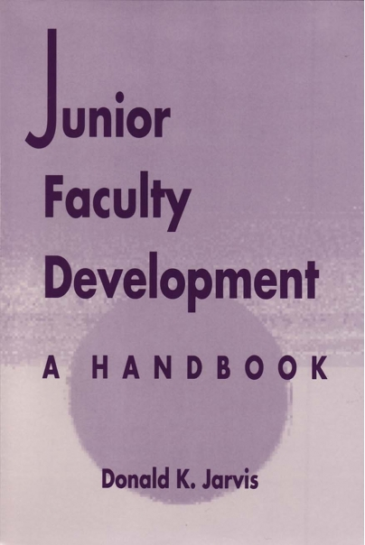 Junior Faculty Development Cover