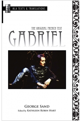 Gabriel: The Original French Text Cover