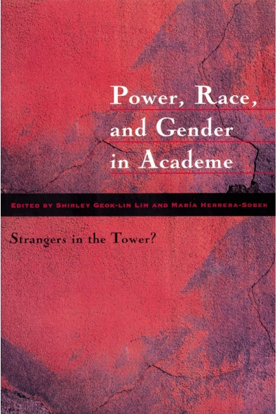 Power, Race, and Gender in Academe Cover