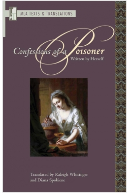 Confessions of a Poisoner, Written by Herself Cover