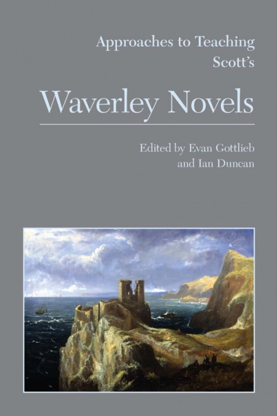 Approaches to Teaching Scotts Waverley Novels Cover