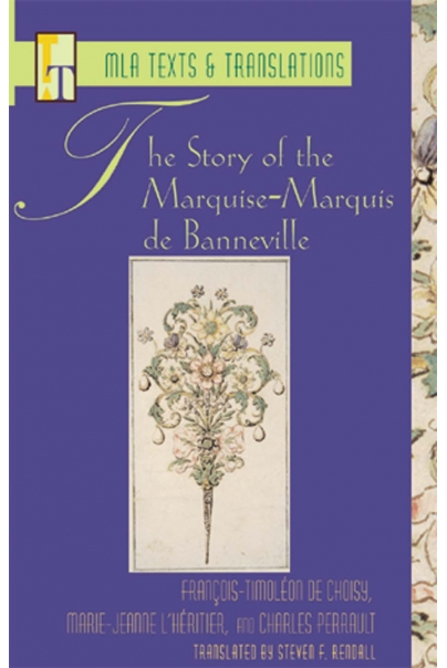 The Story of the Marquise-Marquis de Banneville Cover