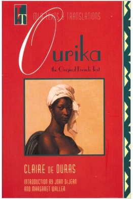 Ourika: The Original French Text Cover