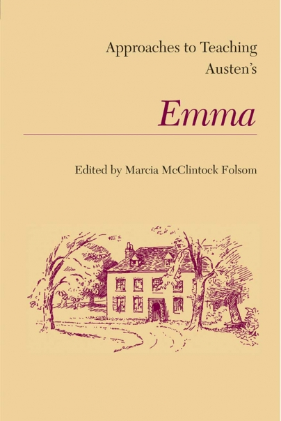 Approaches to Teaching Austen's Emma Cover