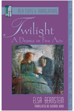 Twilight: A Drama in Five Acts Cover