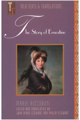 The Story of Ernestine Cover