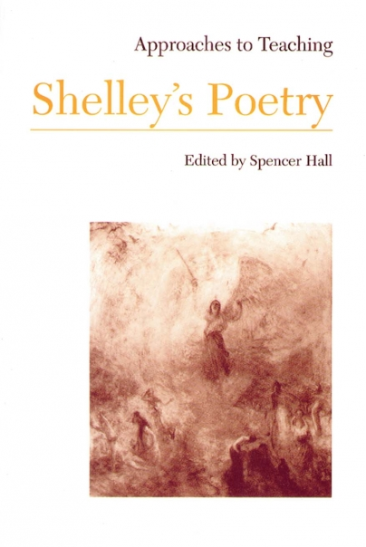 Approaches to Teaching Shelley's Poetry Cover