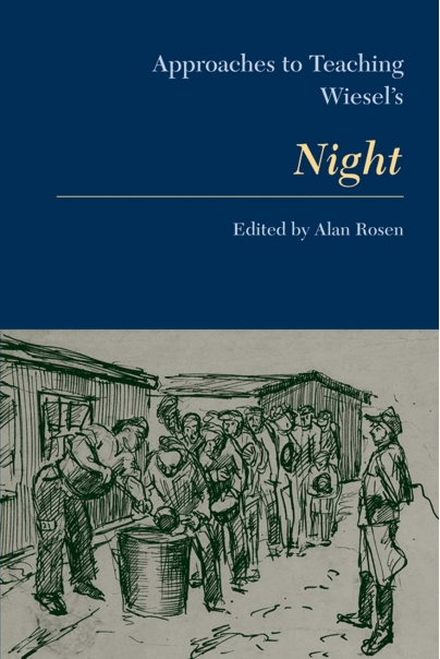 Approaches to Teaching Wiesel's Night Cover