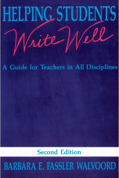 Helping Students Write Well Cover