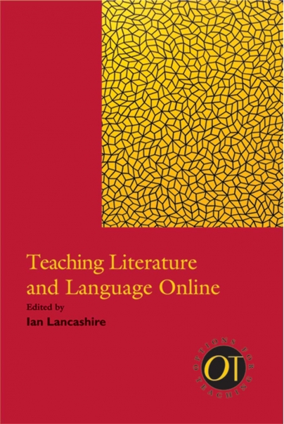Teaching Literature and Language Online Cover