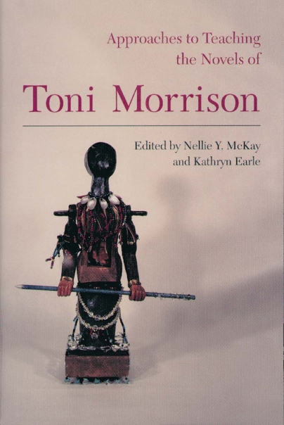 Approaches to Teaching the Novels of Toni Morrison Cover