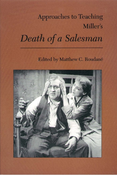 Approaches to Teaching Miller's Death of a Salesman Cover