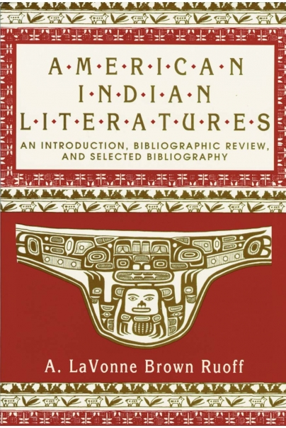American Indian Literatures Cover