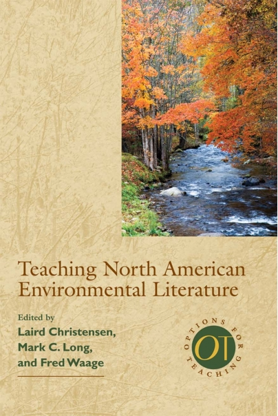 Teaching North American Environmental Literature Cover