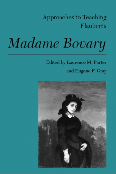 Approaches to Teaching Flaubert's Madame Bovary Cover