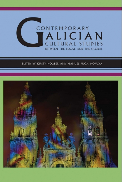 Contemporary Galician Cultural Studies Cover