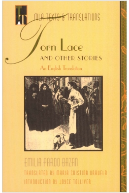 Torn Lace and Other Stories Cover