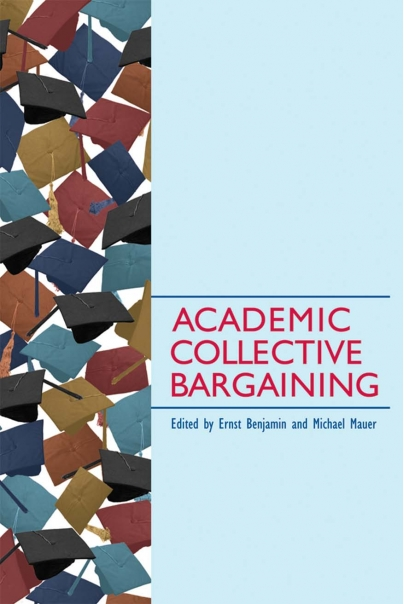 Academic Collective Bargaining Cover