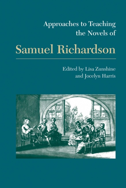 Approaches to Teaching the Novels of Samuel Richardson Cover