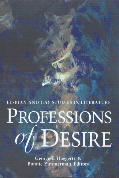 Professions of Desire Cover