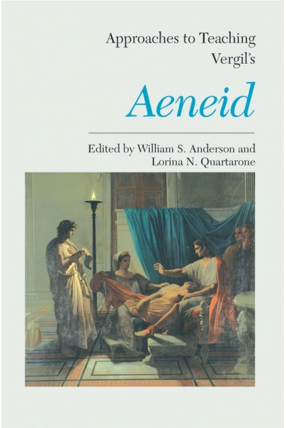 Approaches to Teaching Vergil's Aeneid Cover