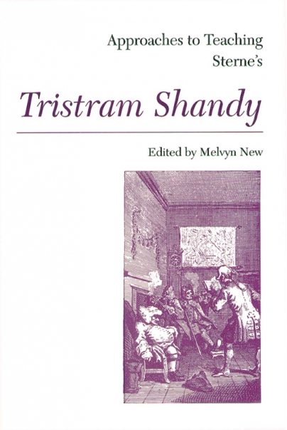 tristram shandy essays The 100 best novels: no 6 – the life and opinions of tristram shandy, gentleman by laurence sterne (1759) laurence sterne's vivid novel caused delight and consternation when it first appeared .
