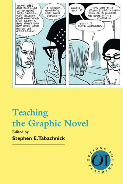 Teaching the Graphic Novel Cover