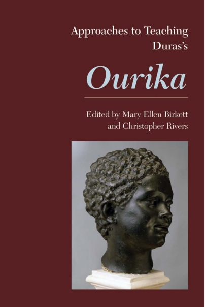 Approaches to Teaching Duras's Ourika Cover