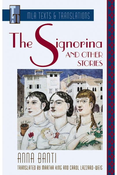 The Signorina and Other Stories Cover