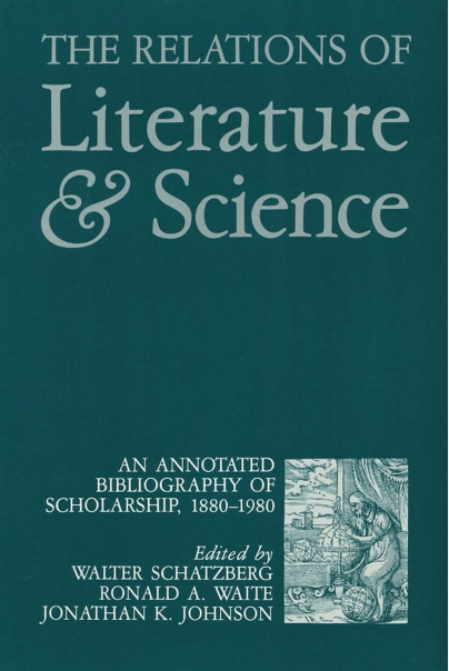 The Relations of Literature and Science Cover