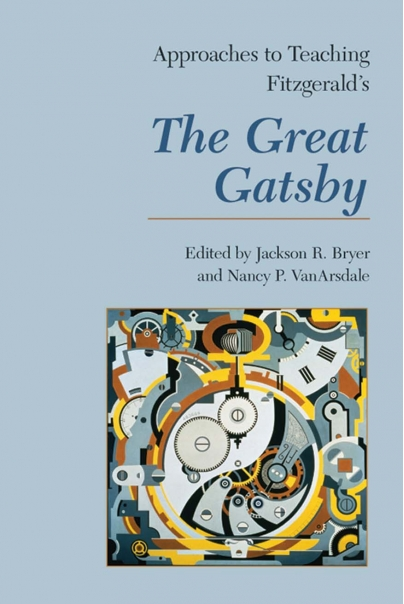 Approaches to Teaching Fitzgerald's The Great Gatsby Cover