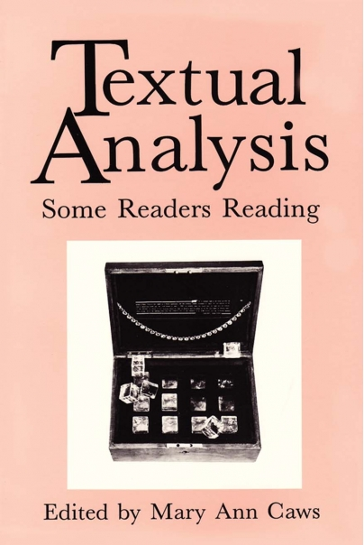 Textual Analysis Cover