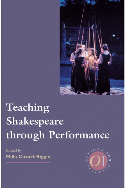 Teaching Shakespeare through Performance Cover