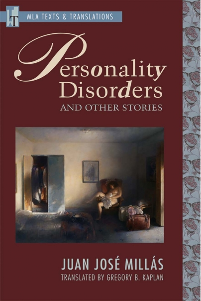 Personality Disorders and Other Stories Cover